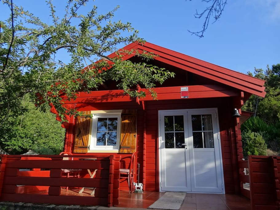 1 room cottage