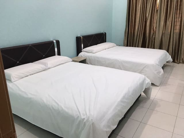 Exin homestay - Kulai - Hotel boutique