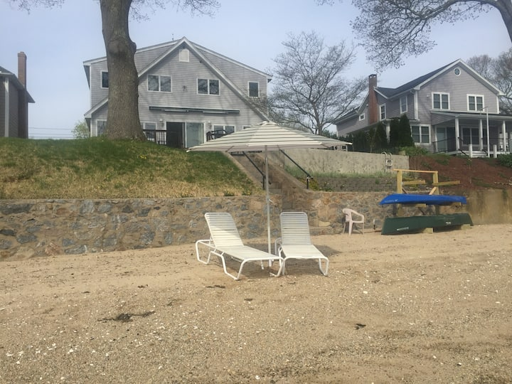 Niantic CT riverfront home