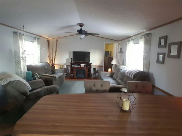 Perfect 2 bed 2 bath mobile home - Jackson - Casa
