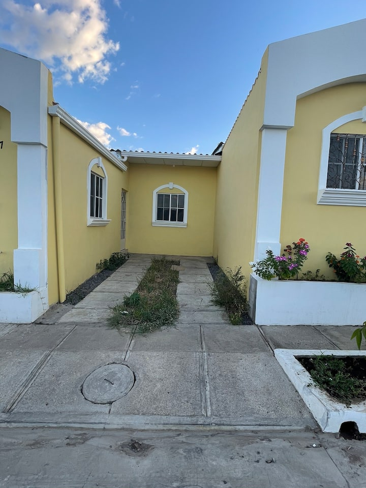 Casa en residencial privada