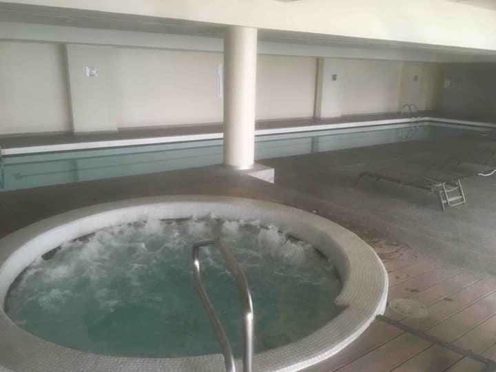 Departamento entero con piscina compartida 3 Lagos