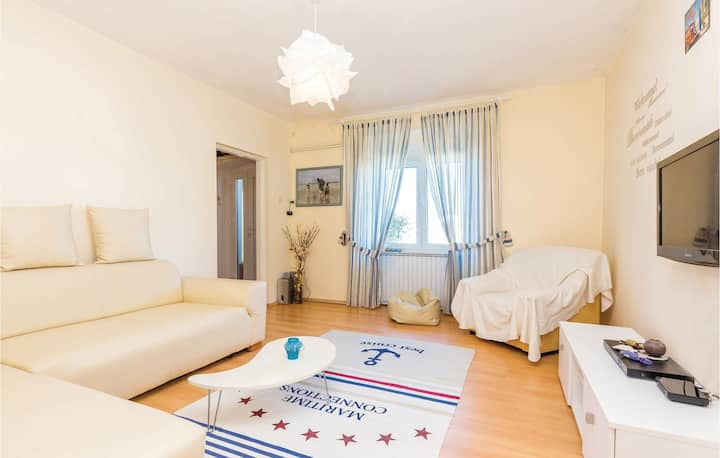 Amazing home in Hreljin with WiFi and 2 Bedrooms