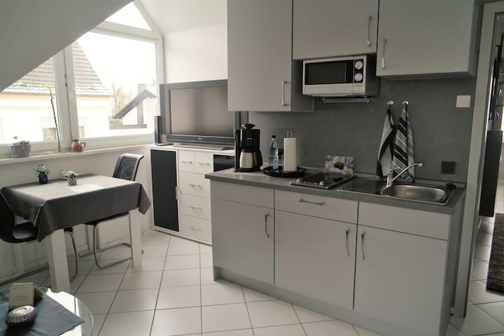 Ferienwohnung in UNI Nähe - Homburg - Apartamento