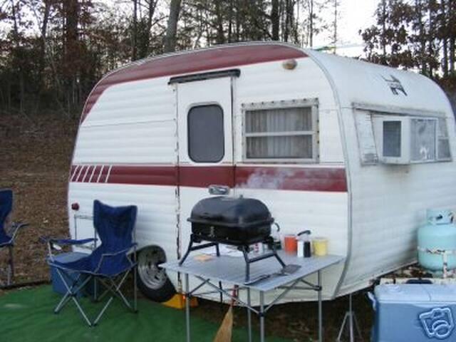 Scotty Camper! Retro Vintage!