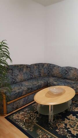 Schöne 2-WG in Bad cannstatt - Stuttgart - Apartment