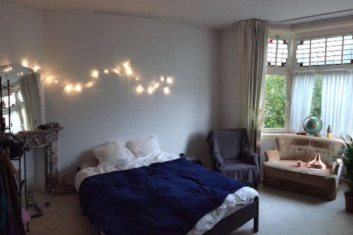 Cozy and lightful room near the Centre