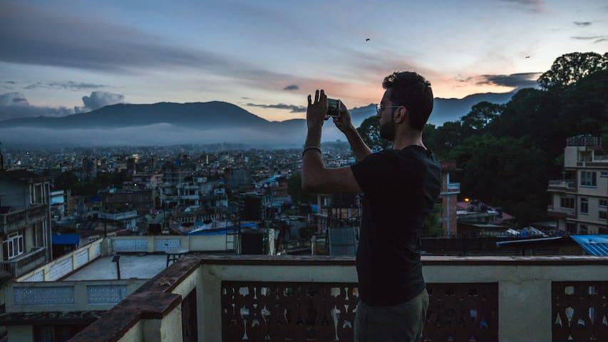 Lainchour Home Stay - Katmandu - Ev