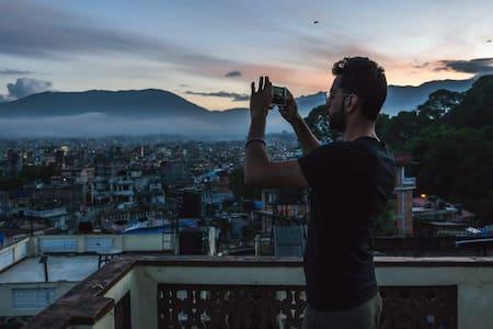 Lainchour Home Stay - Katmandou