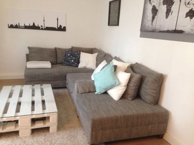 55m² in the heart of Hanover - Hannover - Apartamento