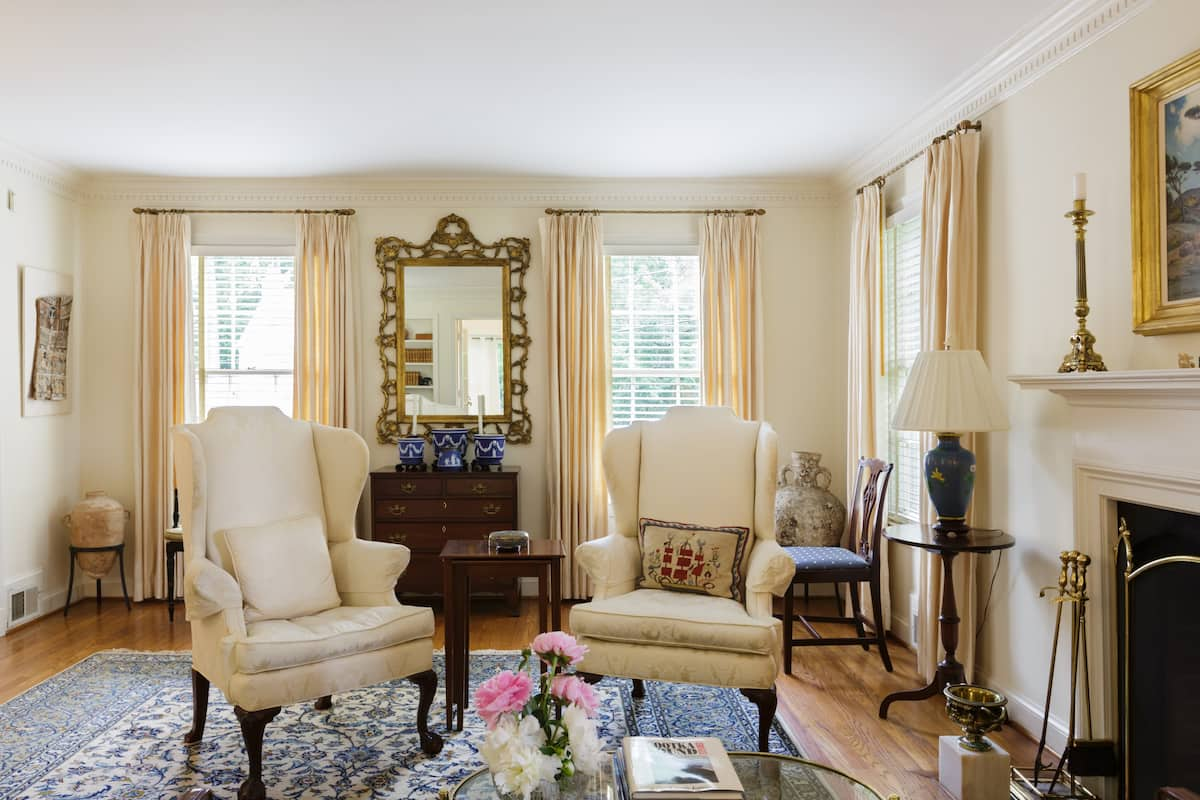 Exclusive Home in Upscale Chevy Chase