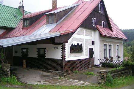 Cottage Tereza in Northern Bohemia. - Jablonec nad Jizerou