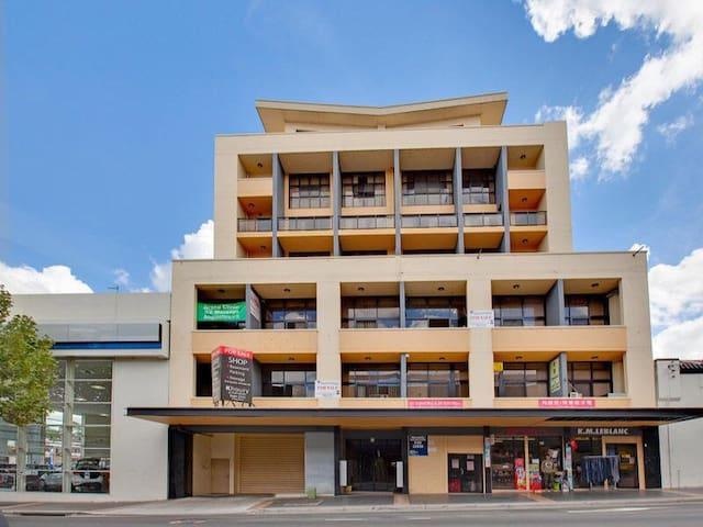 悉尼西区Parramatta中心公寓