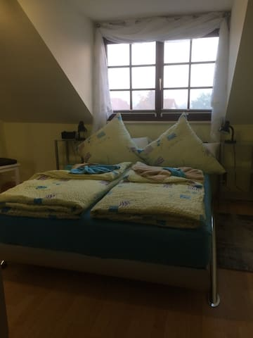 FeWo Knittel - Schlafzimmer