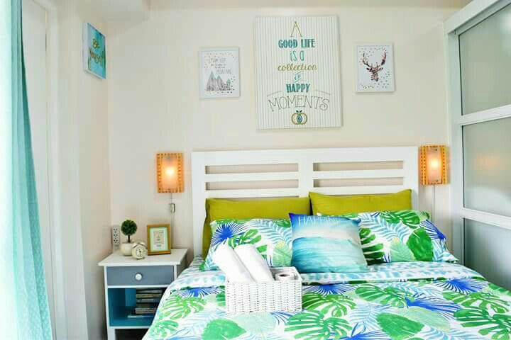COOLSCAPE Tagaytay: Fresh 1BR with WIFI/Cable/Pool