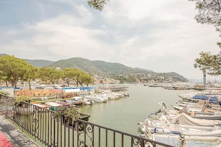 Holiday apartment with 1 bedroom on 50m² in Rapallo (GE)