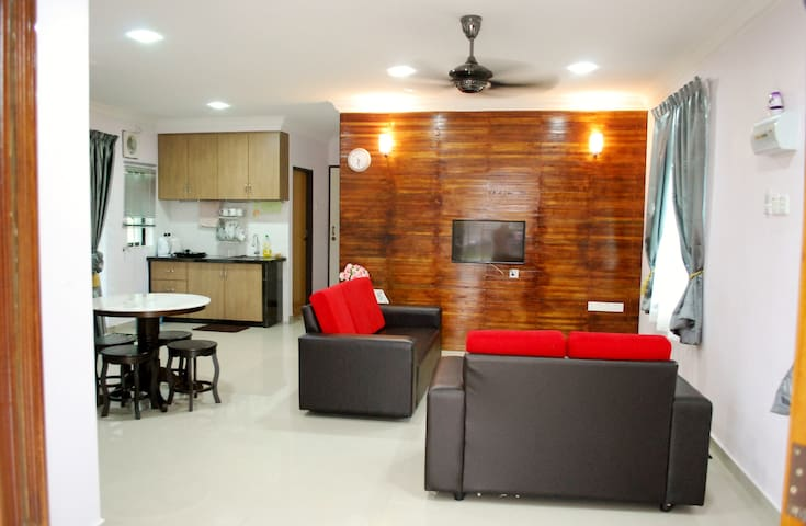 Homestay Puteri Kayangan (Ground Floor) - Butterworth - บ้าน