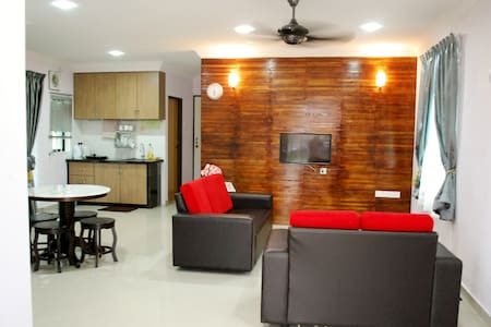 Homestay Puteri Kayangan (Ground Floor) - Butterworth - Haus