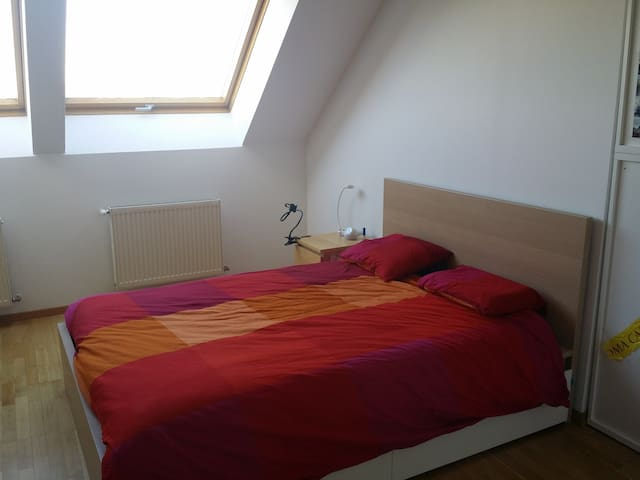 Fully furnished room and studio, shared flat - Wien - Apartment