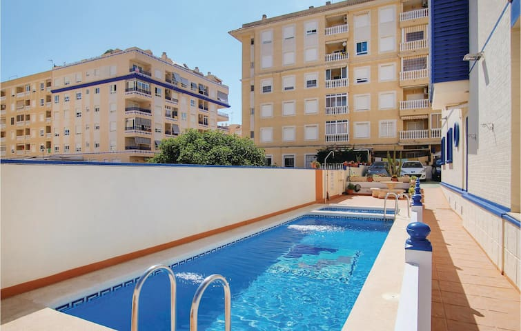 Holiday apartment with 2 bedrooms on 52m² in Guardamar del Segura