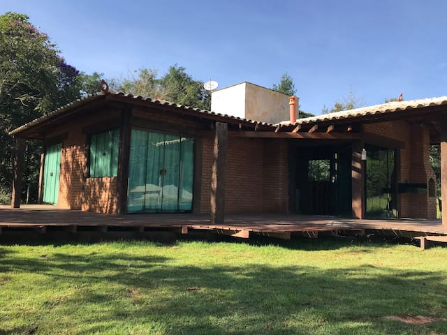 Villa Bomtempo-Ibitipoca.