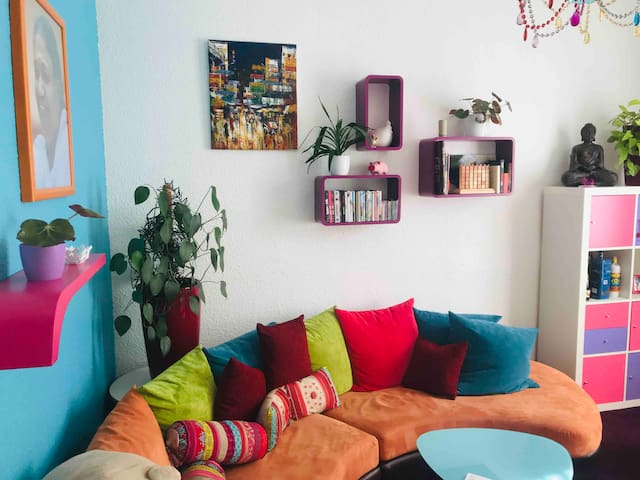 Chambre à Nancy Parc Ste Marie / Thermal / Artem