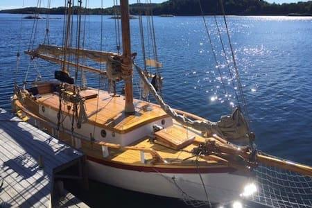 Colin Archer 33ft, a classical norwegian sailboat - Bergen - Boot