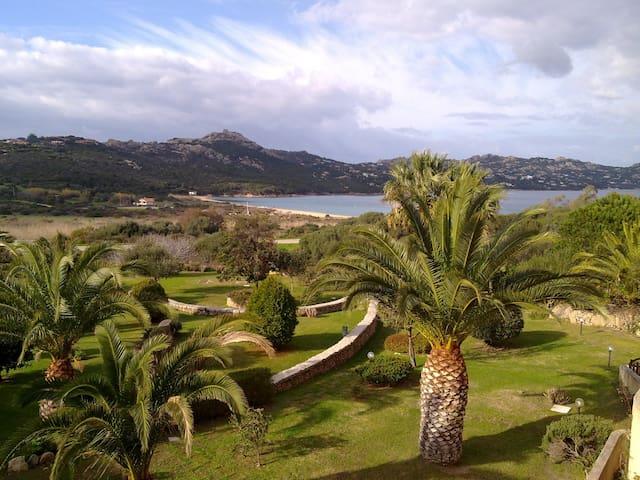 Palau La Sciumara panoramica