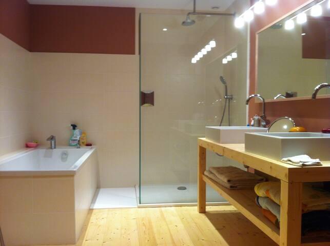 Belle chambre confortable - Ounans