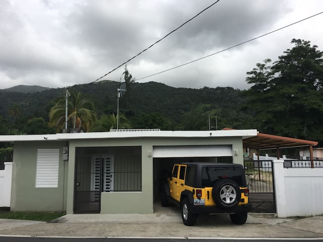 ComfySmart non-smoking house - Naguabo