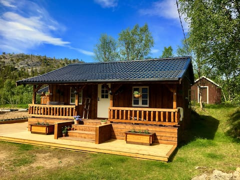 Annexe located near both sea and mountains
