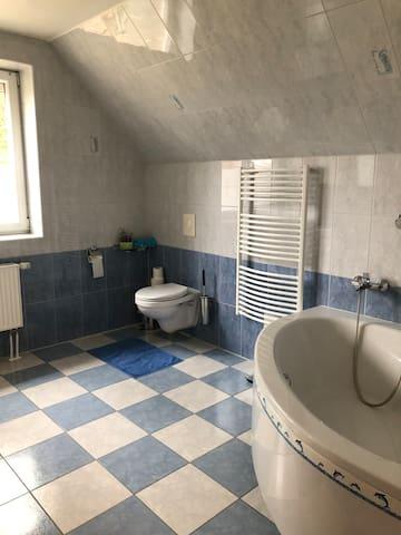 Gäste Badezimmer (euer privates Bad)