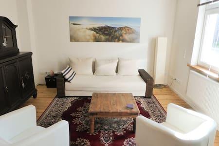 Komfortable Wohnung am Innenstadtrand
