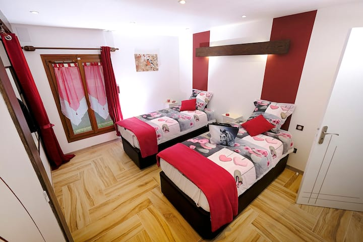 Gîte 4 Chambres 8 Pers dans Maison Champenoise