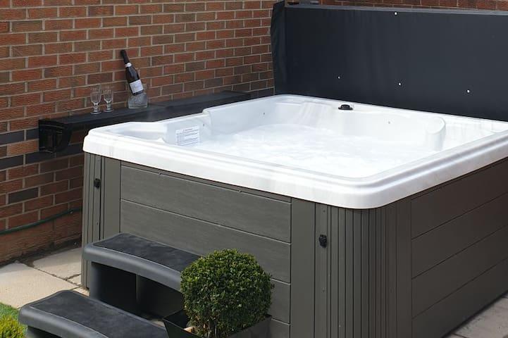 Hot tub Break for 2 ❤️❤️/Fife/Scotland