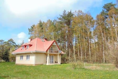 Dom nad morzem do wynajęcia- Dębina k. Rowów - słupski - Hus