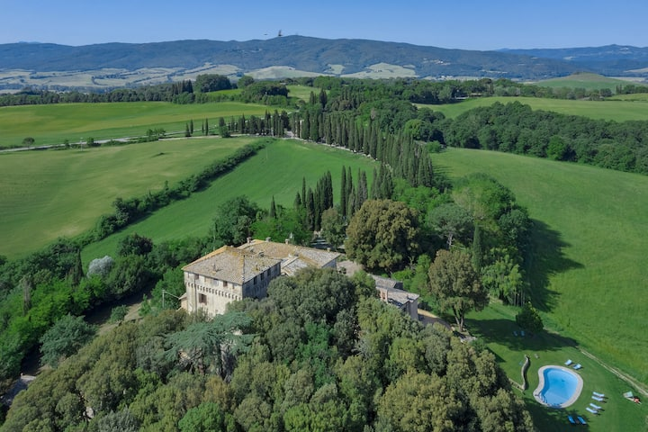Villa del Greco, surrounded by nature relaxation guaranteed