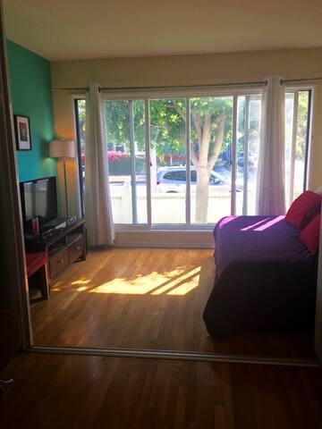 Charming Sunny Room in Santa Monica Condo