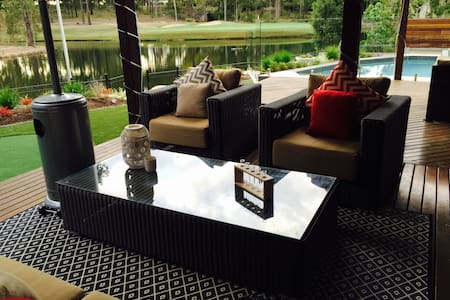 Brookwater Guest Suite  on 11th Pond