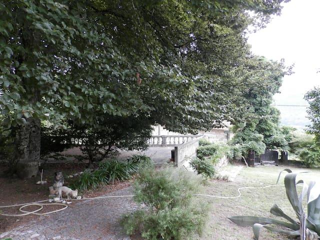 Casa Campelos , Cerva , Ribeira de Pena