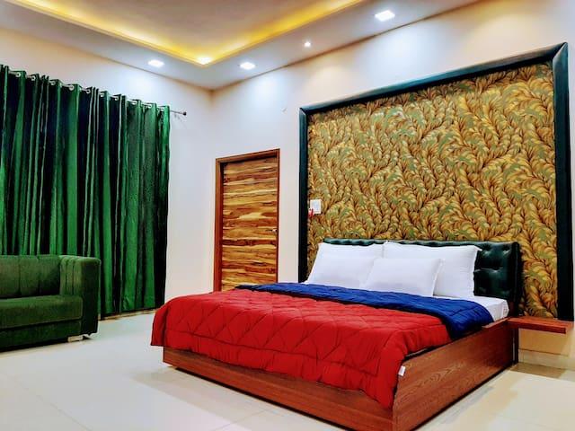 Panchhi's Nest - First floor - 2 Bedroom
