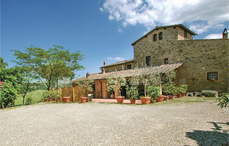 Holiday apartment with 1 bedroom on 34 m² in Barberino V. d´Elsa FI
