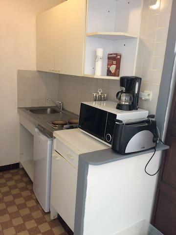 studio meublé malo les bains - Dunkerque - Lägenhet
