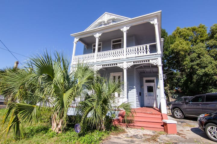 Pensacola Downtown North Hill Historic Cottage