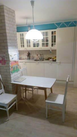 Элитная  квартира в  Лебяжьем - Минск - Apartment