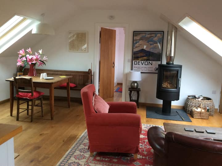 Lustleigh Loft, Dartmoor, Devon