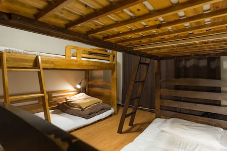 A hostel room rent out for 4ppl - Ōsaka-shi - Flat