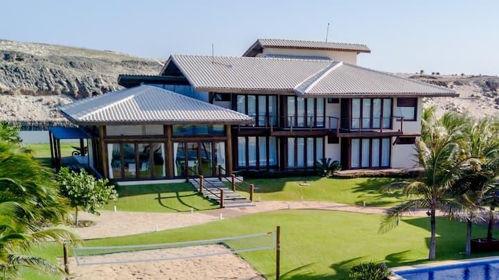 Casa de praia Icaraizinho de Amontada