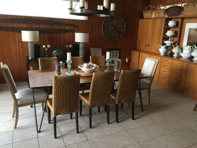 Main Dinning Table