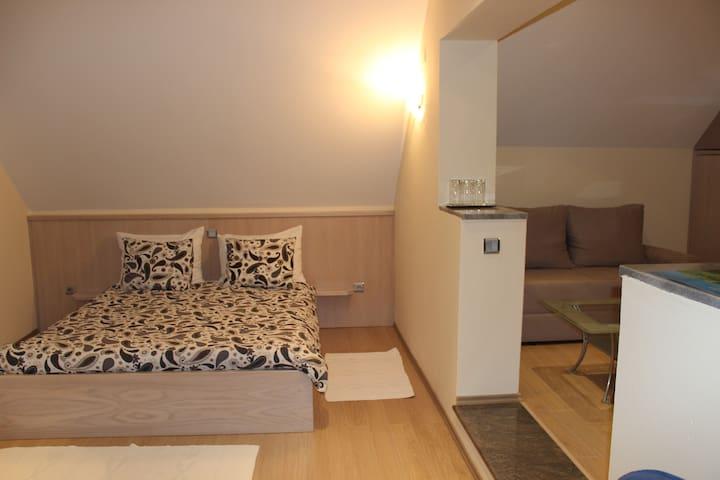 PLITVICE LAKES - NEW RENOVATED ROOM 2 - Rastovača - Bed & Breakfast